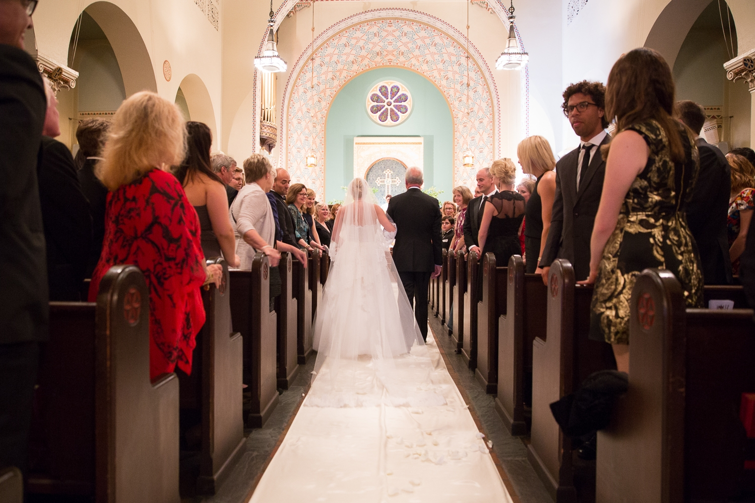 Walking Down Aisle 2_PAUMC